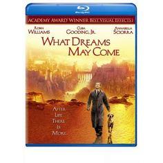 Amazon.com: What Dreams May Come [Blu-ray]: Robin Williams, Jr. Cuba Gooding, Annabella Sciorra, Max von Sydow, Jessica Brooks Grant, Josh Paddock, Vincent Ward, Stephen Simon, Barnet Bain, Ron Bass: Movies & TV