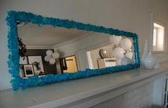 Cheapo but Chic Full Length Mirror | Diy full length mirrors, Easy ...