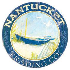 Nantucket Trading Co. Wall Decor