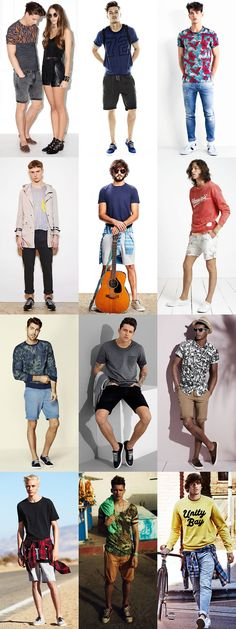 Men's Easter Break Style Guide: Music Weekender Lookbook Inspiration