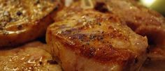 The perfect pork chop...the magic ingredient?...salt....all you need...I follow this process of searing on the stove and finishing in the oven- you will love them!!