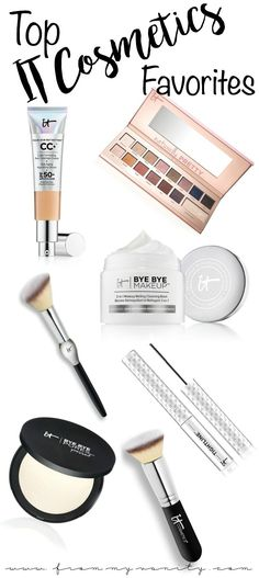 Top 10 IT Cosmetics