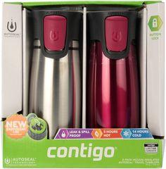 2-pack of Contigo Astor Vacuum-Insulated Auto-Seal Travel Tumblers $24.99 (amazon.com)