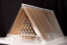 """""""Christchurch is Thinking of Replacing Its Earthquake-Ravaged Church with a Cardboard Cathedral 