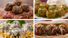 Meatless Meatballs 4 Ways by Tasty