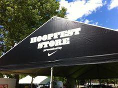 @Nike Hoopfest Store in #RiverfrontPark