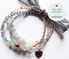 Nur bei www.thebungalow.ch erhätlich You Are Amazing, Digital Magazine, Pearl Necklace, Beaded Bracelets, Pearls, Collection, Jewelry, Fashion, Fashion Styles