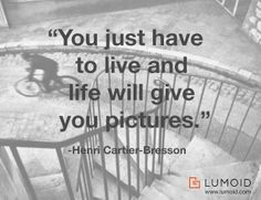 A photography quote by Henri Cartier-Bresson