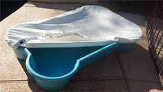 Heavy Duty Bone Pool Cover. Price includes U. S. Continental shipping.