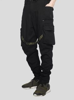 Guerrilla Group - 15S-ES-PL01 Stability Cargo Pants