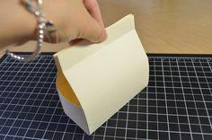 紙を折って箱にする方法☆知って得するお手軽ペーパーギフトボックス   CRASIA(クラシア)