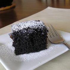 Chocolate Zucchini Cake III Recipe