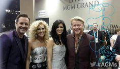 Little Big Town #backstage #ACMs #STYLAMERICAN