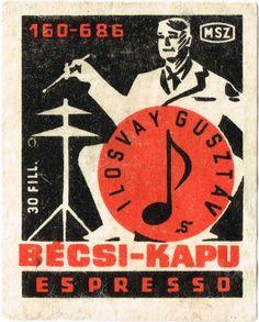058 - Hungarian Matchbox Archive