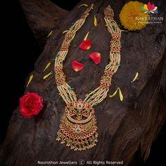 Diamond Pendant Necklace, Diamond Jewelry, Beaded Jewelry, Gold Necklace, Gold Jewelry, Jewlery, Antique Gold, Antique Jewelry, Latest Jewellery