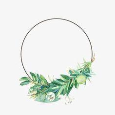 Fresco, folhas e flor, Moldura, Fresco E Flores, Fresco PNG e PSD