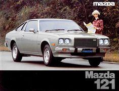 Mazda 121 Cosmo 1975 - 1981