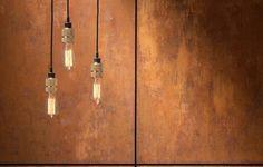 Arte e Decoração: Aço Corten - o efeito ferrugem adorado na decoraçã...