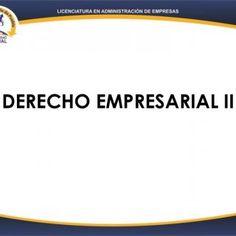 DERECHO EMPRESARIAL II   Contenido • CONTRATOS MERCANTILES   OPERACIONES DE CRÉDITO Las operaciones de crédito son negociaciones financieras que importa. http://slidehot.com/resources/derecho-empresarial-ii-p3.63515/