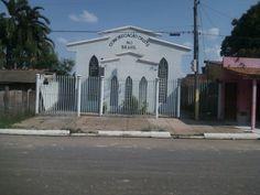 Congregação Cristã do Brasil no Bairro Jardim Atlântico. 26/10/2013.