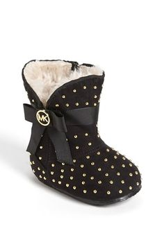 MICHAEL Michael Kors 'Grace' Boot (Baby) available at #Nordstrom