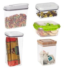 Food Container #SimplyOrganised www.hsw.co.in