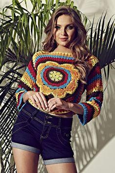 23 Free Crochet Crop Top Patterns – Guide Patterns