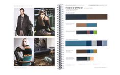 FW14-15 Color Trend Peclers Paris