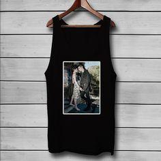 Andy Biersack and Juliet Simms Custom Tank Top T-Shirt Men and Woman