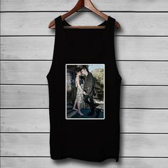 Andy Biersack and Juliet Simms Custom Tank Top T-Shirt Men and Woman