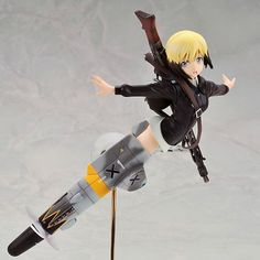 Strike Witches 2 - Erica Hartmann Complete Figure