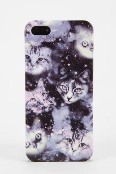 UO Cosmic Cats iPhone 5/5s Case