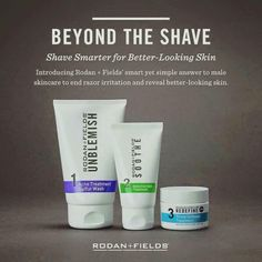 News flash!!  We now have a shaving kit for you fellas! For the perfect shave!!!  I know you're wanting to try it!! Message me!