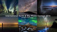 I cieli notturni nelle foto dei vincitori del 2014 International Earth & Sky Photo Contest - Focus.it