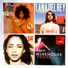 |i| Various - Hit Parade No. 10 - (VG+/VG) -  275 грн.    Lana Del Rey - Born To Die (M/NM) -  875 грн.    Sade - The Best Of Sade (2xLP) (M/NM) -  985 грн.    Amy Winehouse - Frank (M/NM) -  795 грн.    #newindiskultura #diskultura #TrueVinylRecordsStore #kyiv #kiev #киев #київ #kyivshop #vinyl #винил #пластинки   #FunStuff   #PopCulture  #LanaDelRey  #Sade  #AmyWinehouse  #SoulRevival