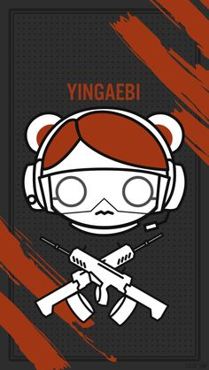 Rainbow Six Siege Dokkaebi, Rainbow 6 Seige, Tom Clancy's Rainbow Six, Rainbow Art, R6 Wallpaper, Chibi, Rainbow Highlights, Animated Icons, Rainbow Wallpaper