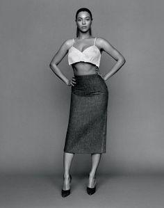 ++ Beyoncé by Alasdair McLellan for The Gentlewoman Magazine Spring:Summer 2013 5