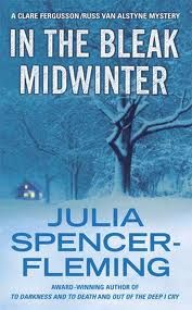 "I just love a ""character-driven"" mystery, and Spencer-Fleming provides the best of the genre. Start with In the Bleak Midwinter, the first in the series, and I guarantee you'll eagerly be chasing the protagonists from book to book. Along the way there's great local color, believable dialogue, nail-biting action, and even a small dose of religious education. Here is smart, witty, fast-paced writing at its best."