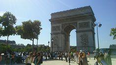 Paris City Tour... 개선문 凱旋門 Triumphal Arch