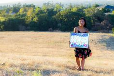 Alyson raised $1,500 to Help Nepal Rebuild by selling her artwork! Use your talent for good :)