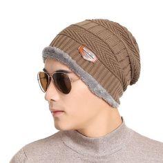 [FLB] 2016 Brand Beanies Knit Winter Hats For Men Women Beanie Men's Winter Hat Caps Skullies Bonnet Outdoor Ski Sports Warm Cap