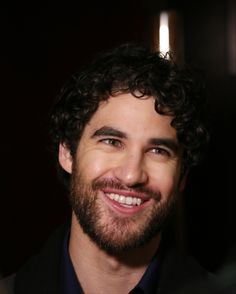New photos of Darren Criss at the Hedwig photocall on April 8, 2015.