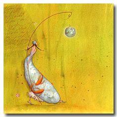 From the French artist, Gaelle Boissonnard