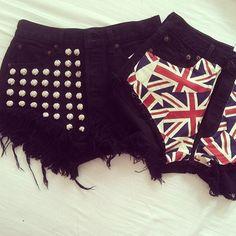 #grunge #punk #fashion