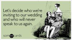 Funny Wedding Ecard
