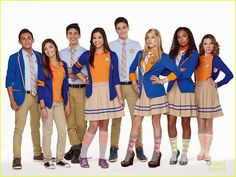 """""""Every Witch Way"""" do canal Nickelodeon"""