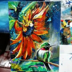 Painting, Art, Sunflowers, Drawings, Art Background, Painting Art, Kunst, Paintings, Gcse Art