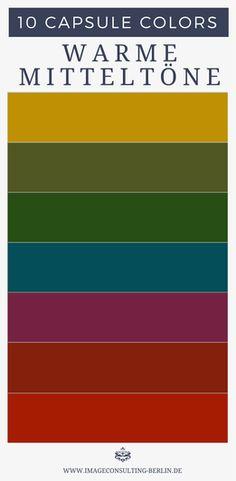 Die 38 Besten Bilder Von Herbsttyp Outfits Farben Color