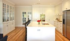 Kitchens By Emanuel 4600 Organic White