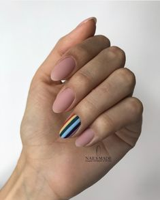 New simple pedicure colors nude nails ideas Nude Nails, Manicure And Pedicure, Acrylic Nails, Pedicure Colors, Nail Colors, Nails Ideias, Hair And Nails, My Nails, Creative Nails